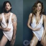 На эротическую фотосъемку Миранды Керр в GQ сделали отличную пародию