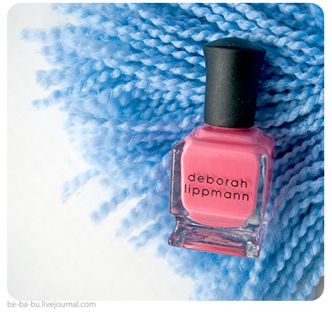Deborah Lippmann — Break 4 Love. Обзор, отзыв, свотчи.