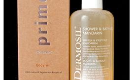 Масло для душа и ванны и масло для интенсивного ухода и увлажнения кожи от Dermosil. Отзыв, обзор.