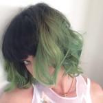 Кэти Пэрри сменила цвет волос: а вам слабо?