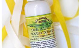 Крем для тела «Сиамская Магнолия» от Lemongrass House. Отзыв, обзор.