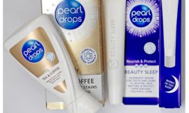 Pearl Drops — Зубная паста Coffee&Tea, ночная сыворотка Beauty Sleep. Отзыв, обзор.