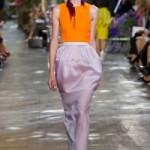 Весенняя коллекция Dior в акварелях Матса Густафсона