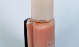 Missha The Style Nail Polish Gel Dressing No.02 Milk Tea. Отзыв.