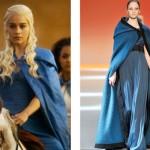 """""""Игра престолов"""" и высокая мода: любопытные параллели"""