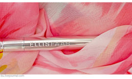Помада Ellis Faas из коллекции Hot Lips. L407 Deep Pink. Обзор, отзыв, свотчи.