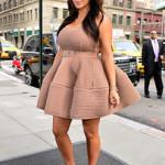 Знаменитости в платьях, похожих на абажуры