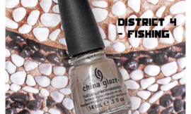 China Glaze Hunger Games Collection — Hook And Line. Обзор, отзыв.