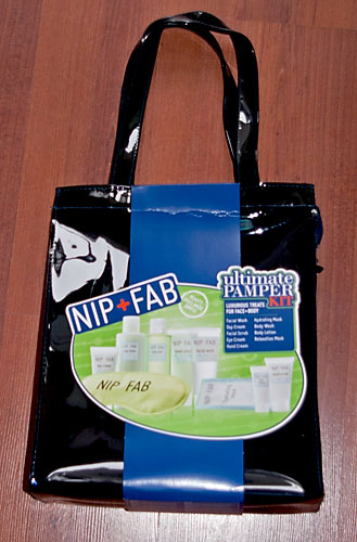 Nip+Fab Ultimate Ramper Kit. Что внутри?)