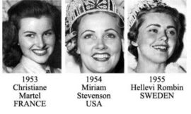 """""""Мисс Вселенная"""": как менялись стандарты красоты c 1952 года до нашего времени"""