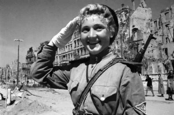 Женщины Великой отечественной войны. Портреты