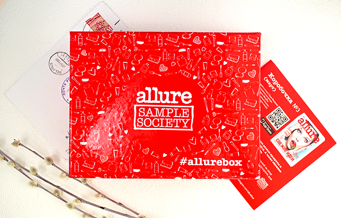 Allurebox #3: март. Отзыв