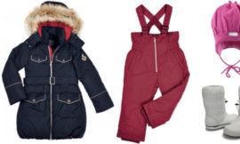 Куртка удлиненная для девочки и брюки утепленные для девочки от Faberlic. Отзыв, обзор