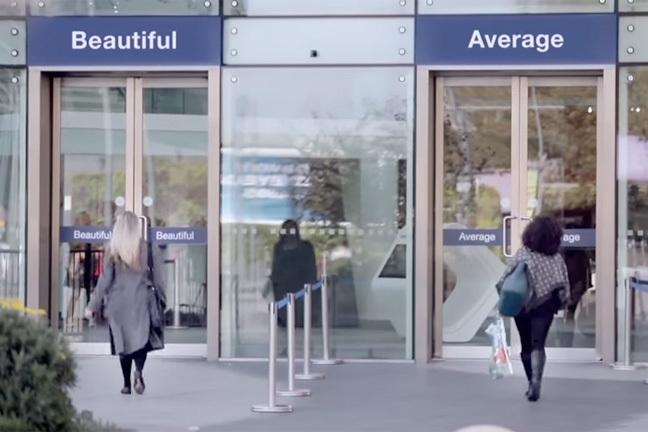 Социальный проект Dove - Choose Beautiful