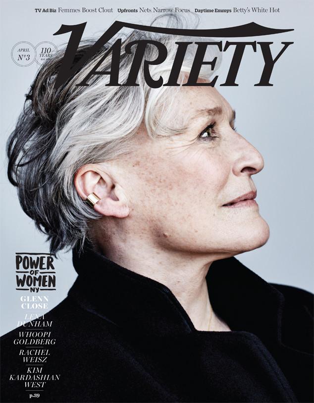 Кого из знаменитостей Variety Magazine выбрал в качестве примера сильных женщин?