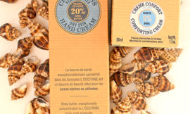 L`Occitane — Легкий крем-комфорт для лица Карите и крем для рук Карите. Отзыв