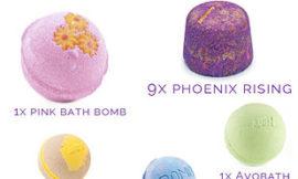 Что будет, если использовать 50 бомбочек для ванной одновременно