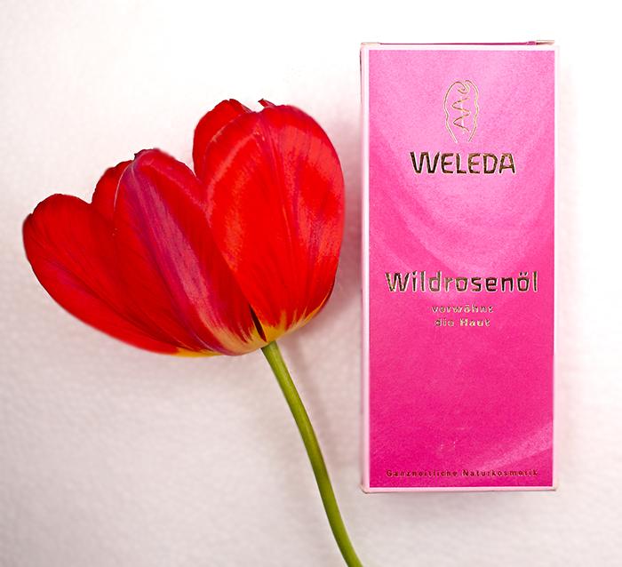 Weleda-Веледа-Масло-дикой-розы-Отзыв-wild-rose-oil-review
