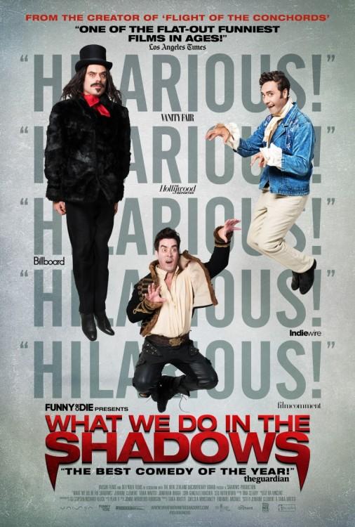 Что посмотреть на выходных: фильм «Реальные упыри». Отзыв
