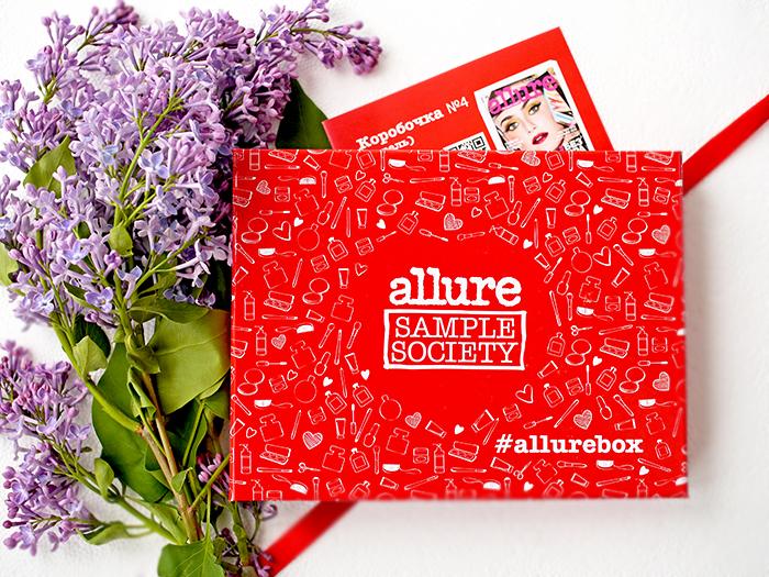 Allurebox #4: апрель. Отзыв