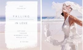 Нежные свадебные платья: лукбук BHLDN 2015 года