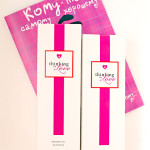 Гель для душа и лосьон для тела Thinking of Love от Mary Kay. Отзыв