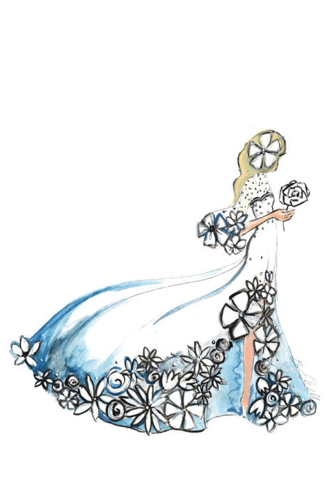 свадебное платье леди гаги