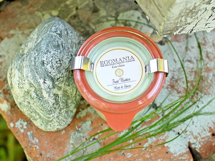 Egomania Foot Butter — крем-масло для ног Мята и специи. Отзыв