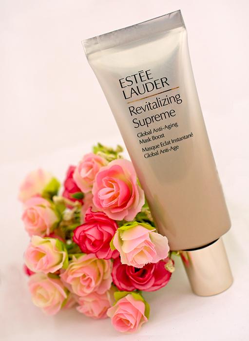 Estee Lauder Revitalizing Supreme Global Anti-Aging Mask Boost. Отзыв