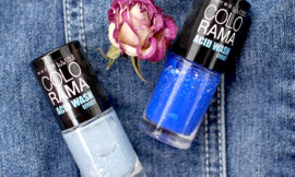 Лаки Maybelline Colorama Acid Wash Effect – 248, 245. Отзыв, свотчи