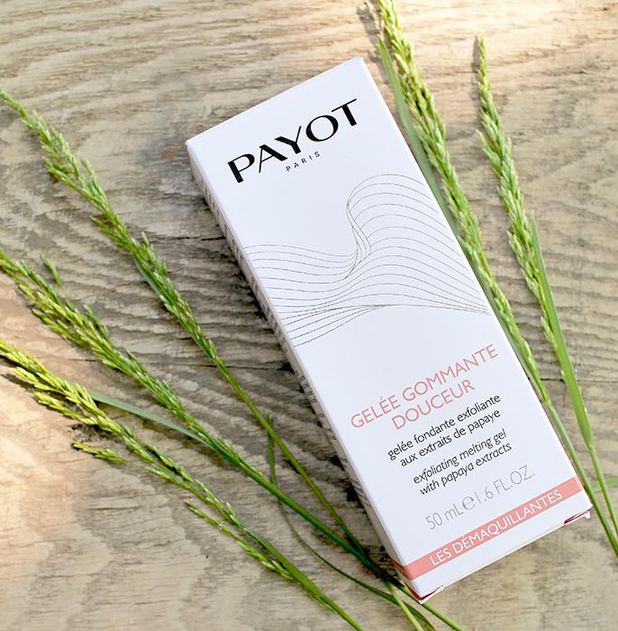 Payot Melting Exfoliating Gel — Желе-эксфолиант с экстрактом папайи. Отзыв