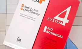 Sim Finland Oy (System 4) — Bio Botanical Shampoo (Био Ботанический шампунь) и Бальзам «H» для сильного увлажнения волос. Отзыв
