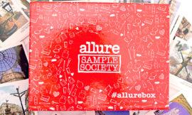 Allurebox #5: май. Отзыв