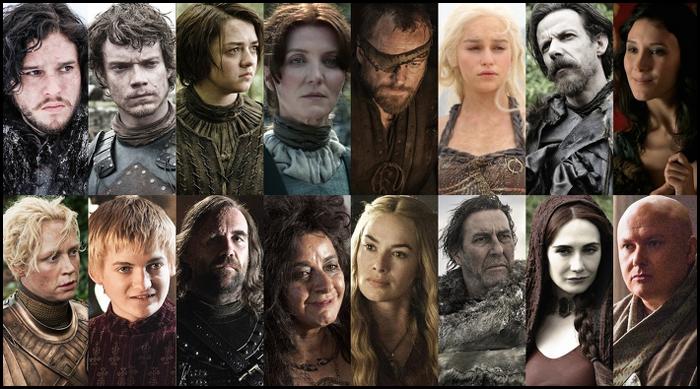 Как выглядели в детстве актеры «Игры престолов» (Game of Thrones)