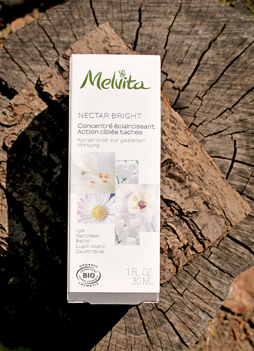 Melvita - Точечный корректор пигментных пятен Nectar Bright. Отзыв