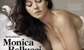 Андреа Пежич в Dazed Magazine, Моника Беллуччи в GQ, Ким Кардашьян в Vogue Spain