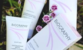 Biography — мягкий биопилинг двойного действия и обогащающая маска с эффектом Botox. Отзыв