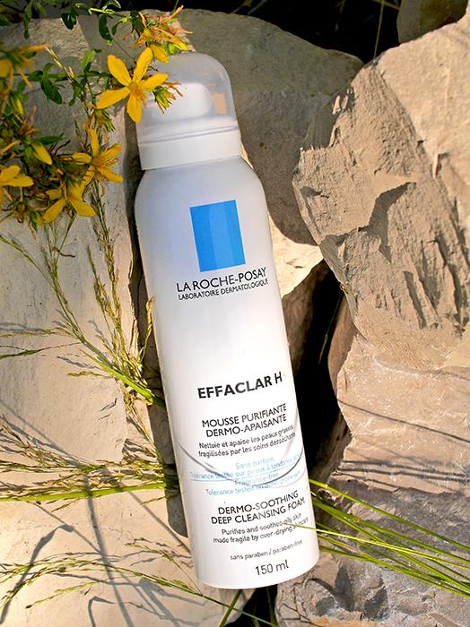 Эфаклар H Очищающий успокаивающий мусс La Roche-Posay Effaclar H Dermo-Soothing Deep Cleansing Foam. Отзыв