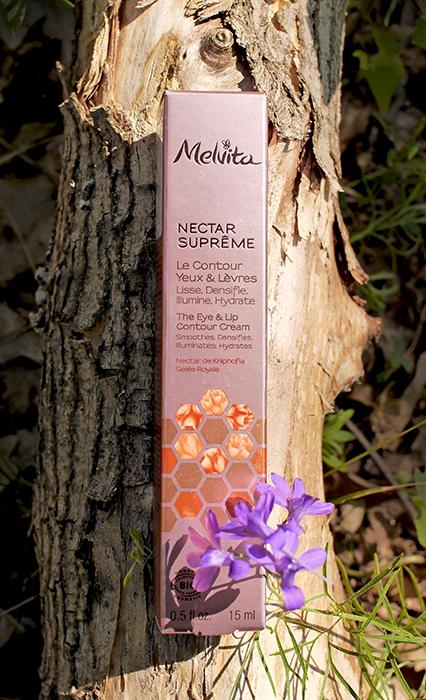 Melvita Nectar Supreme Антивозрастной концентрат для кожи вокруг глаз и губ с экстрактом книфофии. Отзыв