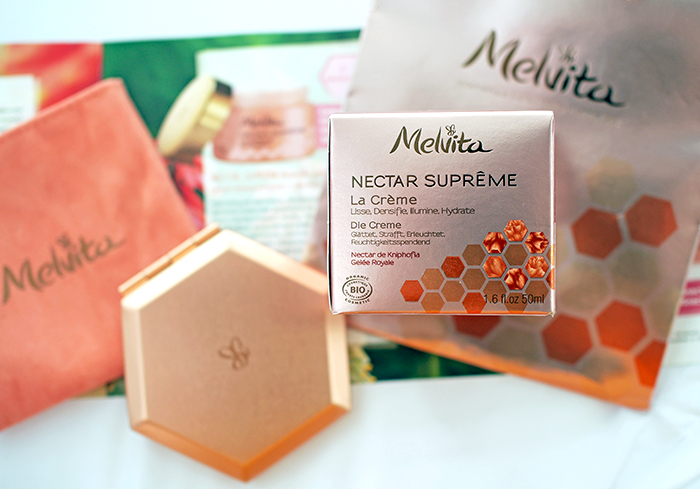 Melvita Nectar Supreme The Creme. Антивозрастной крем-концентрат с экстрактом книфофии. Отзыв