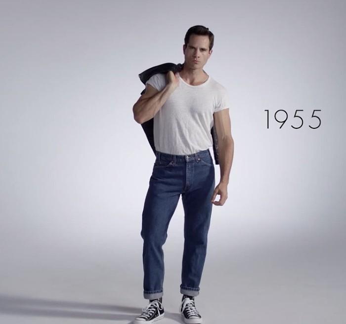 Как менялась мужская мода за последние 100 лет