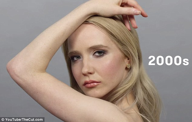Как менялись стандарты красоты в России за последние 100 лет