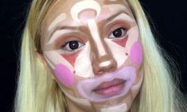 Клоунское контурирование: еще один способ добиться красивого макияжа