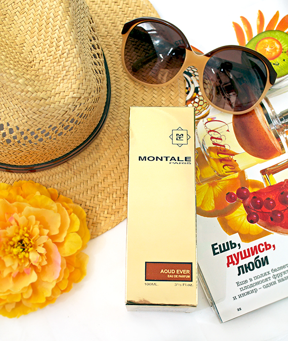 Montale - Aoud Ever, или как пахнет настоящая страсть? Отзыв