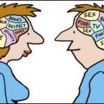 Мужчины и женщины: прикольные отличия