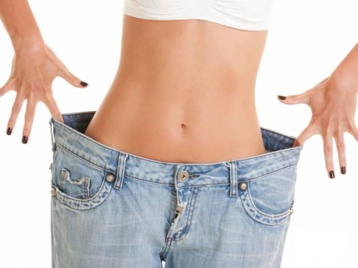 Обратная сторона сильного похудения