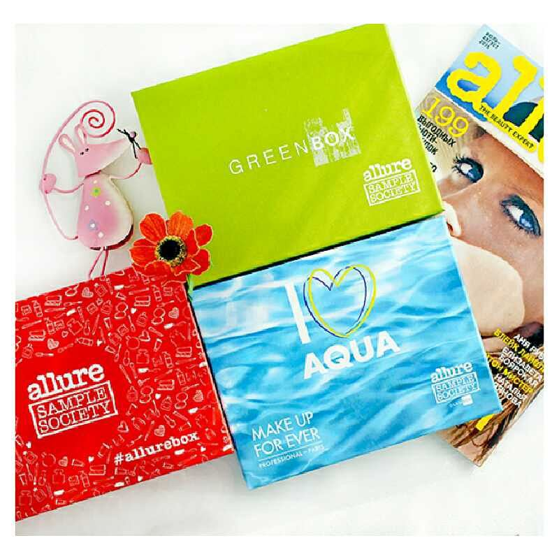 Вчера совершенно неожиданно ко мне пришли три (ура!) коробочки от сервиса Allurebox – одна июльская и две тематические – с косметикой марки Make Up Forever и «натуральная» коробочка Greenbox. Составы у них у всех очень интересные, в этом посте я постараюсь рассказать обо всех. Allurebox #7, Make Up Forever Box, GreenBox. Отзыв http://be-ba-bu.ru/beauty/facecare/allurebox-7-make-up-forever-box-greenbox-otzyv.html #allurebox, #makeupbox, #greenbox, #bbloggers, #beautybloggers, #russianbeautyblogger, #beautyblog, #красота, #beautyblogger, #beauty, #мимими, #косметика, #обзор, #review, #бьютиблог, #бьютиблогер,