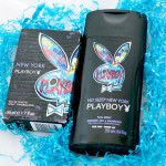 Туалетная вода Playboy New York, гель для душа Playboy No Sleep New York. Отзыв