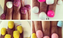 Новый безумный тренд маникюра: Bubble Nails