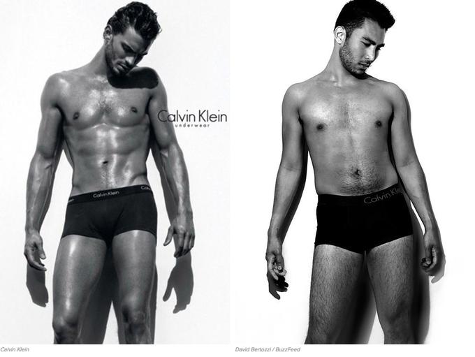 Обычные мужчины повторили рекламу нижнего белья Calvin Klein: что из этого вышло